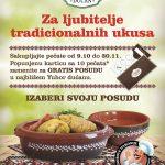 Za ljubitelje tradicionalnih ukusa