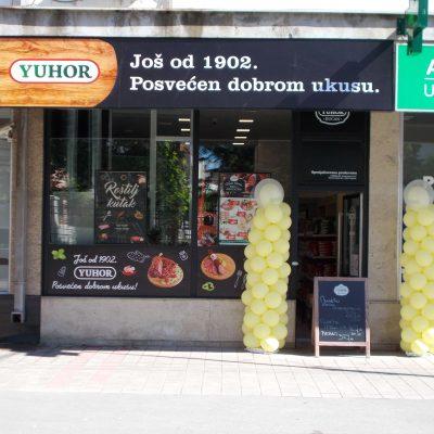 Otvoren još jedan Yuhor dućan u Zaječaru!